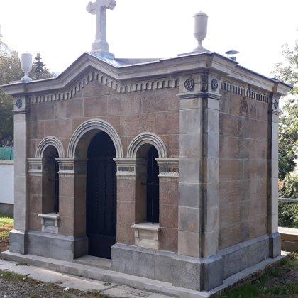 Oprava hrobky 9_2019